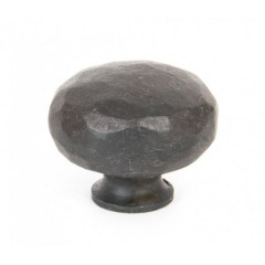 the anvil hammered knob