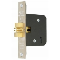 imperial lock g3006 3 lever sliding door lock 76mm ss