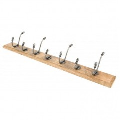 the anvil country hat & coat rack