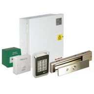 akt4226 single door keypad access control kit
