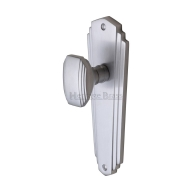 cha1900 charlston knob furniture satin chrome