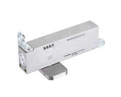concealed door closer - double action door closer
