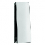 karcher design et1 modern door knocker