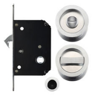 fb80 sliding door lockset
