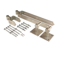 131/153 heavy fieldgate hinge set
