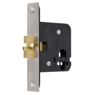 imperial lock g7006 euro profile sliding door lock 76mm ss