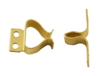 gripper catch - brass plated