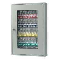 clear fronted key cabinets