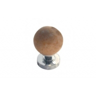 jhs213 sunset red marble mortice knobs