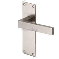 met4900 metro levers satin nickel