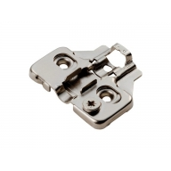 p4.100.35.a00 soft close hinge adjustable plate by carlisle brass