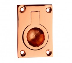 prima rectangular flush ring