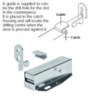 Cupboard Catches & Cabinet Locks