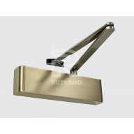 rutland tc9205 antique brass door closer