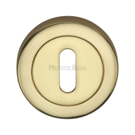 v4000 standard key hole escutcheon
