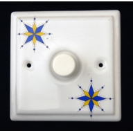 porcelain dimmer switch - galaxy