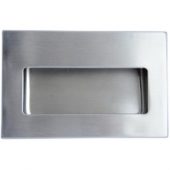 apc rectangular ergonomic flush pull handle