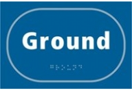 ground sign