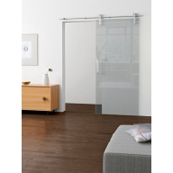 karcher design moonlight esb-fg glass sliding door gear
