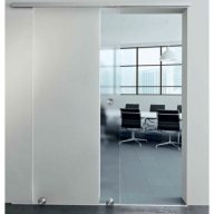 karcher design sunrise esb-sg glass sliding door gear