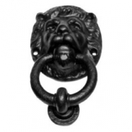 kirkpatrick 896 lion head door knocker