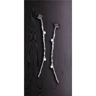 rose designer door pull handle