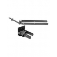 1816/s short rising feildgate hinge set