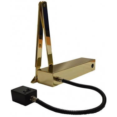 Electromagnetic Door Closer - Freeman and Pardoe Hold Open/Free Swing Size 3/4 624EM