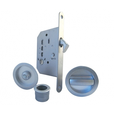 Frelan JV825 Bathroom Sliding Door Kit - Circular