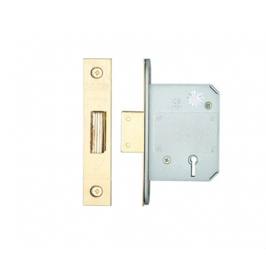 ZBSD64 British Standard 5 Lever Deadlock 64mm (Retro Fit For Era Fortress Lock)
