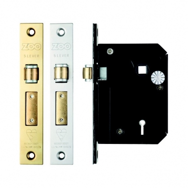 Zoo Hardware  ZBSCS 5 Lever BS Sashlock Retro Fit To Chubb 3K74